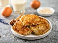 Рецепта Американски палачинки с мътеница